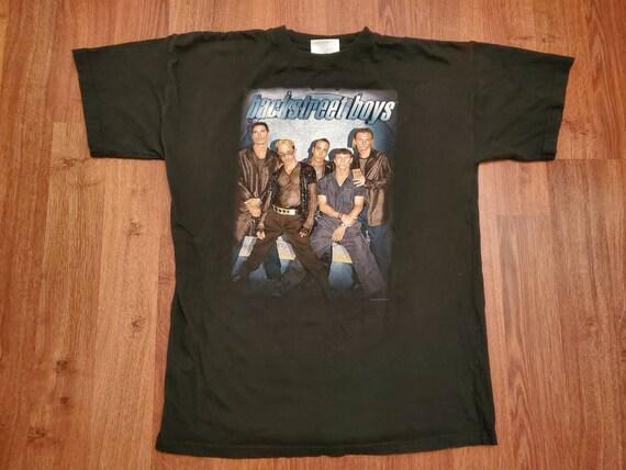 Vintage Backstreet Boys Tour Shirt, Backstreets Ba