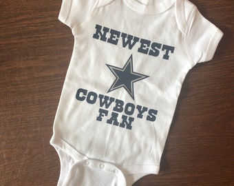 Newest Cowboys Fan Infant Bodysuit 0381e0169