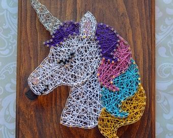Unicorn Craft Kit Etsy