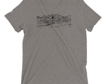 Grand Teton National Park Short sleeve t-shirt
