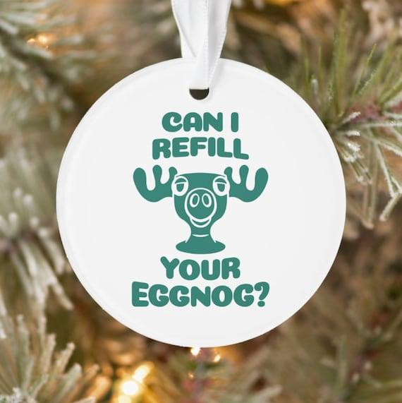 National Lampoons Christmas Vacation Eggnog Acrylic Ornament