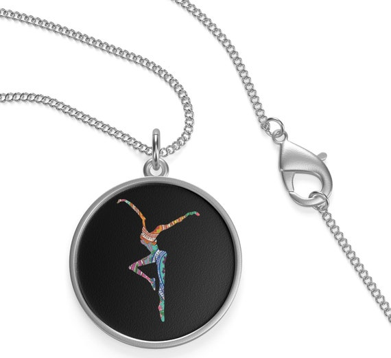 Dave Matthews Band Dmb Firedancer Single Loop Necklace Etsy