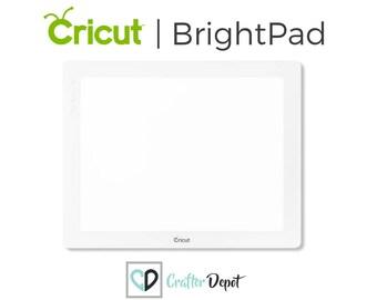 Cricut BrightPad - Cricut Bright Pad, Light Box, Light Box LED, Light Box for Tracing, LED Light Table, Cricut Light Box, Light Box for Art