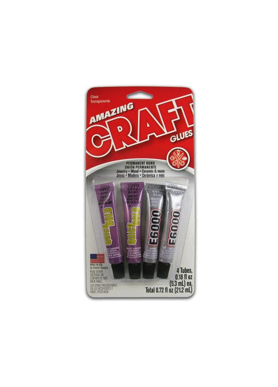 E6000 Quickhold Mini Adhesive Craft Glue Strong Adhesive Etsy