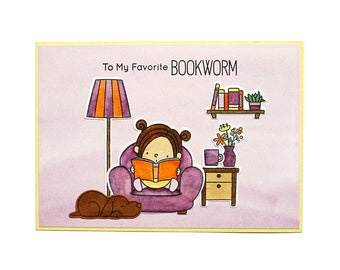 Gifts For Bookworms Greeting Cards Book Lover Gifts Bookish Cards Book Themed Gifts Literary Gifts English Major Gift Librarian Gifts