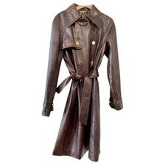 Vintage Dolce and Gabbana trench coat, Dolce and G