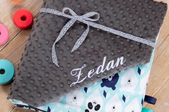 Bebé ducha regalo-Super suave con dibujos 75 X 100cm Manta de bebé-Elija Diseño