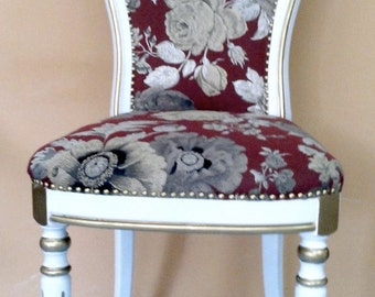 Italian style chair designed classic Royal
