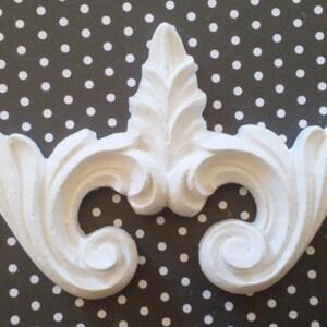 Plaster Decoration ornament Stucco plaster relief stucco decor-fan