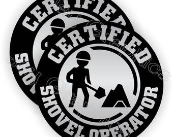 Zip-Tie Certified Funny Hard Hat Sticker Motorcycle Helmet