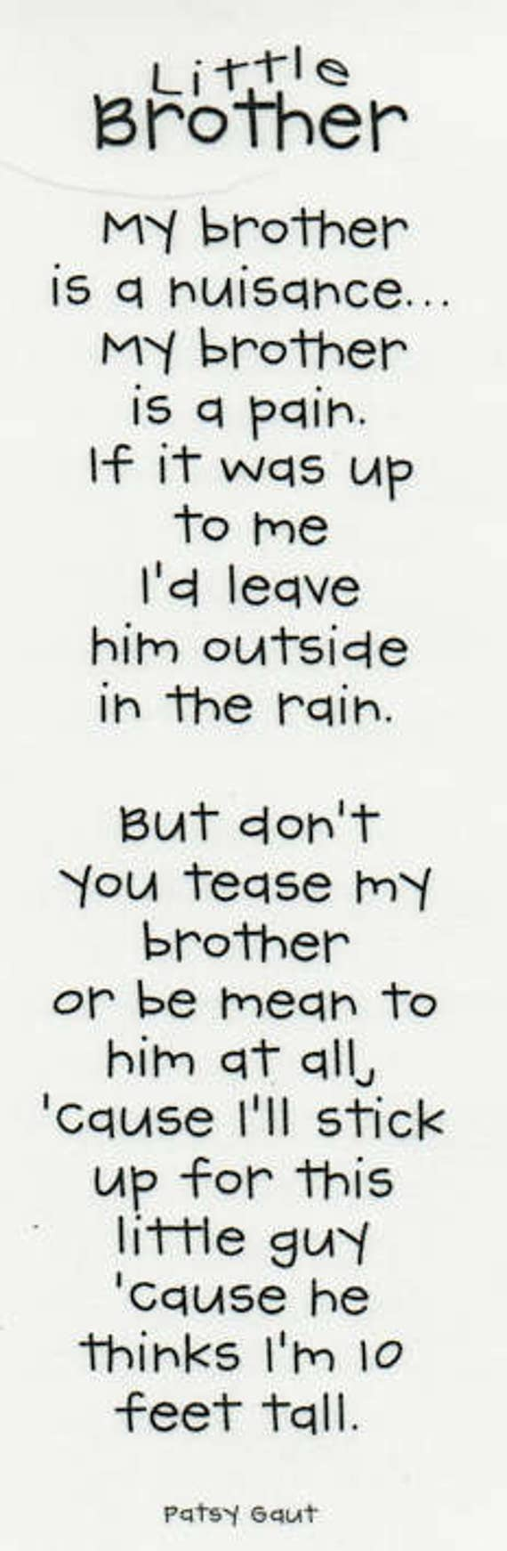 Little Brother Vellum Quotes Forever In Time Scrapbook Embellishments  Cardmaking Crafts