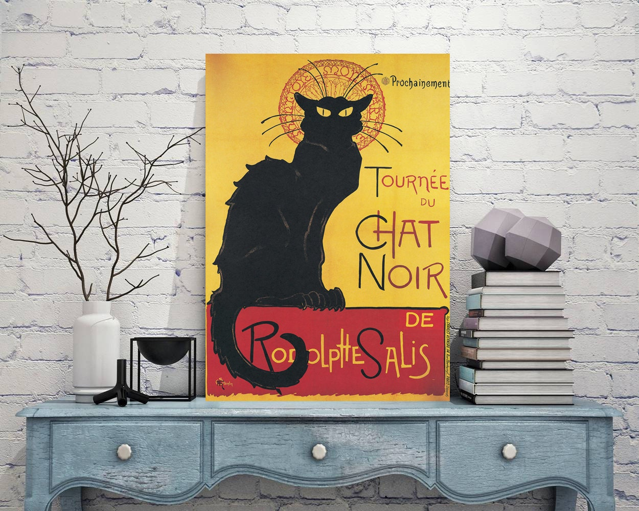 CHAT NOIR Signs Chat Noir Sign Chat Noir Decor Metal Art | Etsy