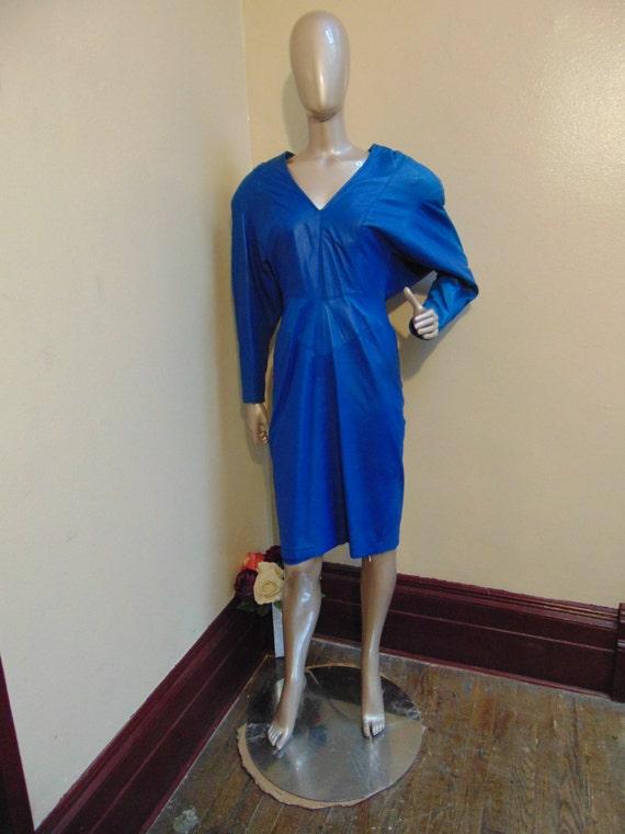 Royal Leather Dress