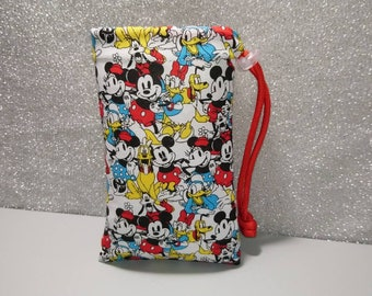 New 15 X 9 Padded Pipe Bag Case  Pouch  Glass Bowl Bag  Bong Bag  Hooka  Bubbler  Character  TMNT