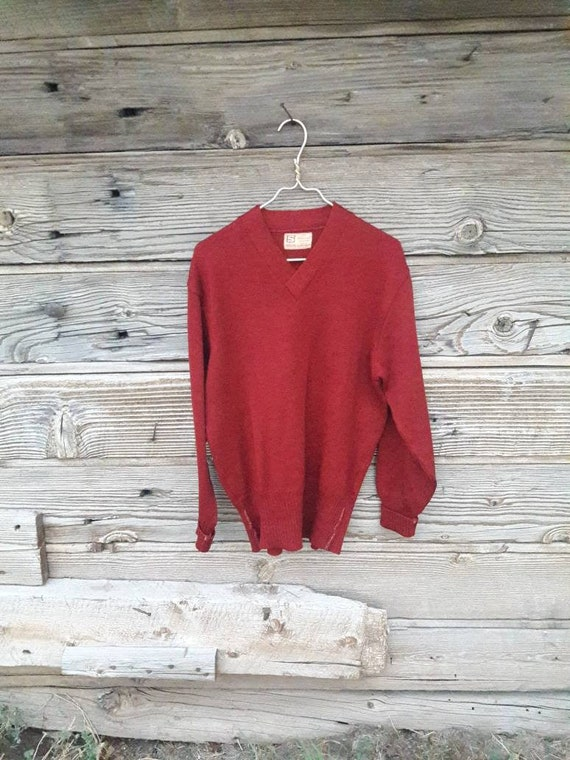 50s Stanford University Varsity Sweater // Stanfo… - image 1