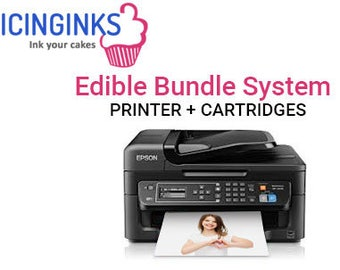 Icinginks Epson Edible Ink Cartridges COMBO PACK T220 Series