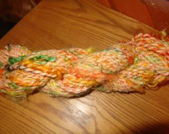 Hand Spun Art yarn(3)