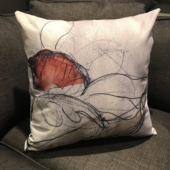 Daisy Decorative Pillow Cover