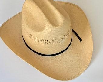 f55b8803c Size 8 cowboy hat   Etsy