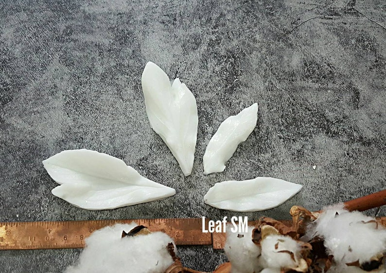 Butterfly Ballion Double Veiner Silicone Mold Cutter Sugarcraft Fondant Mastic Clay Flower Making