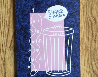 Shake Mag (The Rubbish Issue)