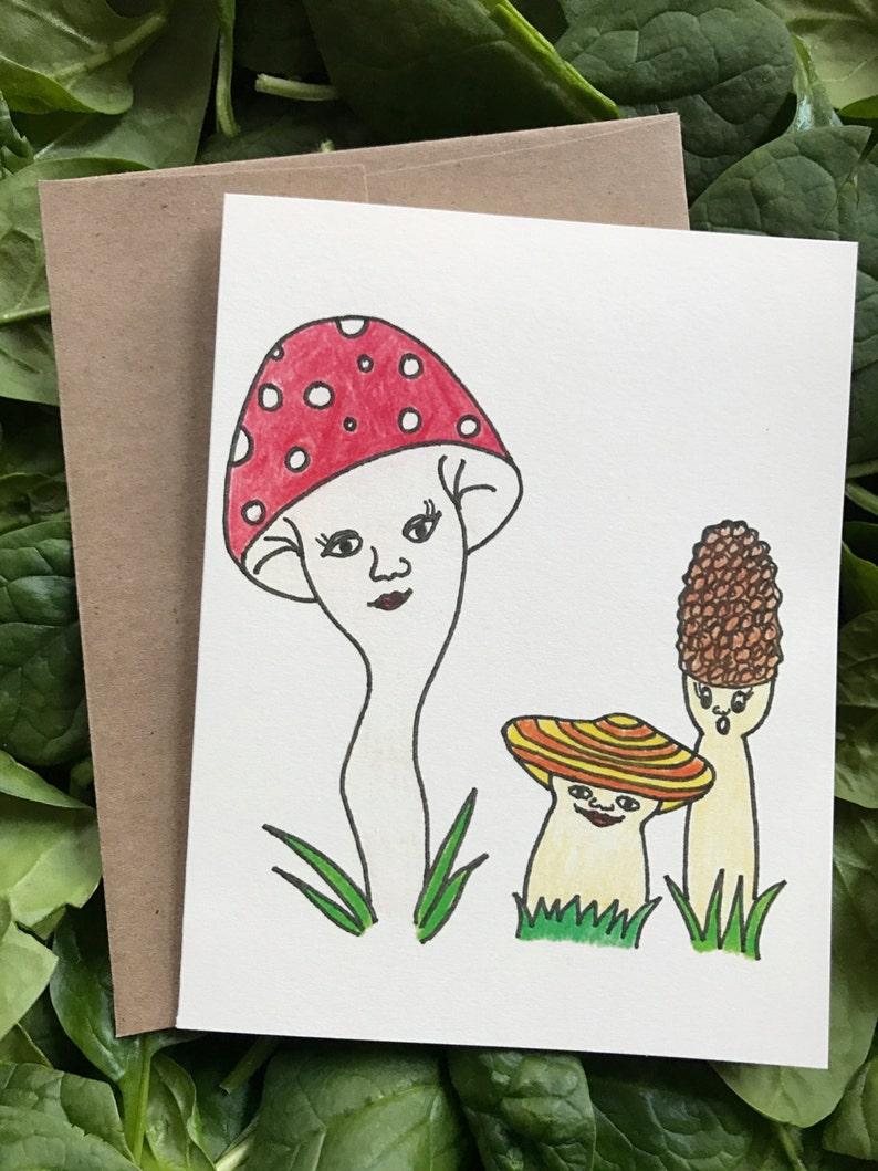 Etstk Mushrooms Room Colorful Kids Quick Dry Trunks for Men
