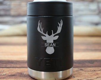 Set of 7 Groomsmen Gifts, Bridal Party Gifts, Country Wedding, Groomsman gift sets, YETI Colster, Personalized YETI, Wedding Favors