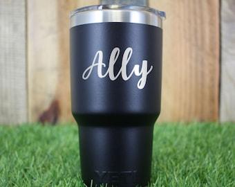 Custom YETI Mug | Personalized Tumbler | Engraved Coffee Cup | Boyfriend Gift | Girlfriend Gift | Birthday Gift | Gift for Best Friend