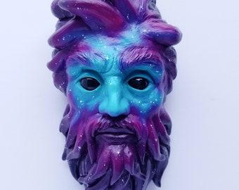 Neptune Sculpture Nebula