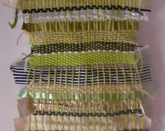 Signs of Spring Weaving