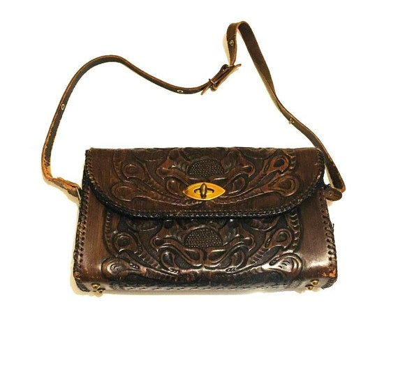 Vintage Saddle Bag
