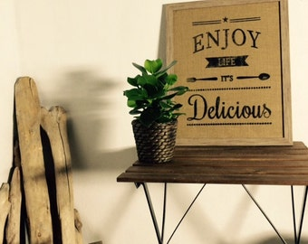 Enjoy life, it's Delicious