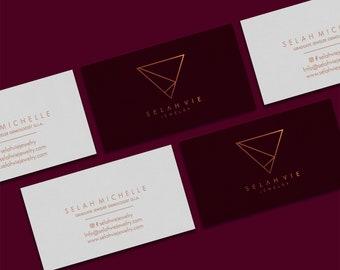 Beauty business card etsy bohemian business card template business cards boho card design beauty business card printable business card rose gold foil card card colourmoves