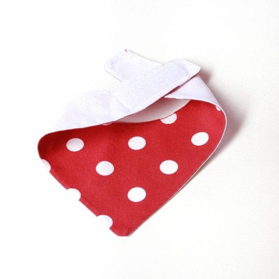 Bandana avec Velcro pour chats / petits chiens