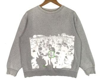 bfca337bc4a 90s Stussy Skateboard sweatshirt M size