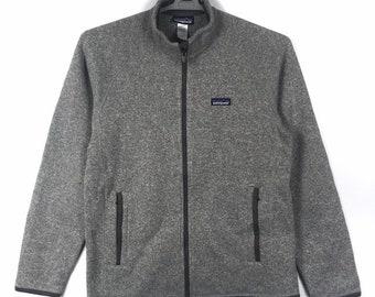 official photos 633bd 465bd Vintage Rare PATAGONIA fleece jacket Medium size