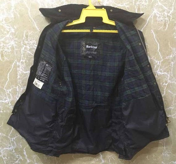 BARBOUR Bedale Wax jacket made in England