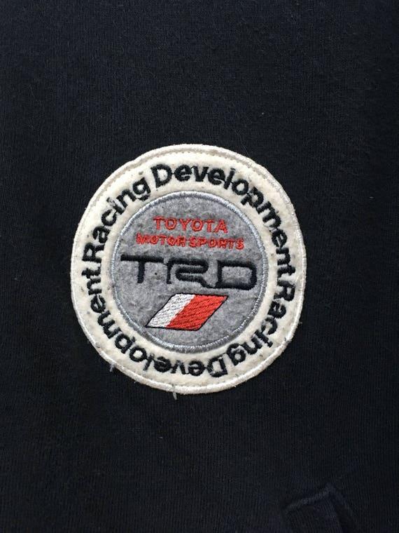 Toyota TRD Toyota Motor Sport Racing Team Sweatsh… - image 4