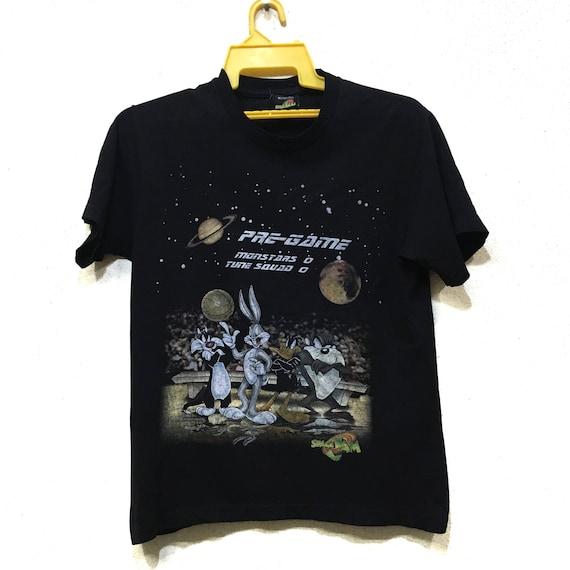 Vintage Warner Bros Space Jam t shirt S size made