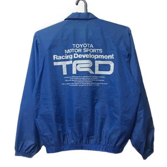 Toyota Motor Sport Racing Development Team jacket