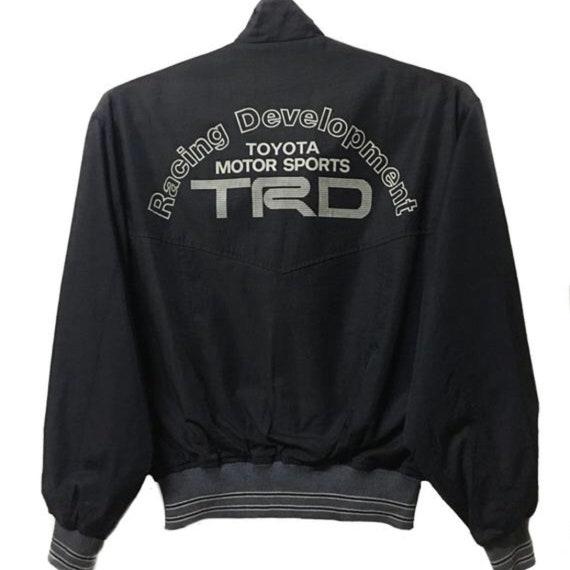 Vtg Toyota Racing team TRD Toyota Motor Sport Raci