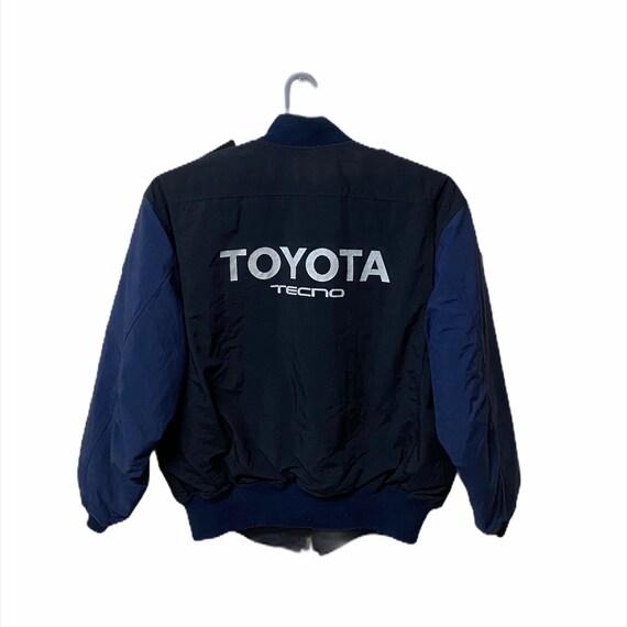 Vintage Toyota Tecno Toyota Motor Sport Racing Te… - image 1