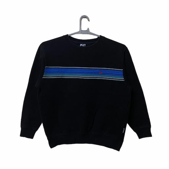 Vintage Hang Ten stripes sweatshirts