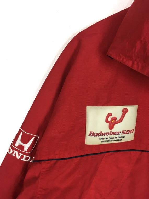 Vintage Honda Racing Team jacket  / Mugen racing … - image 6