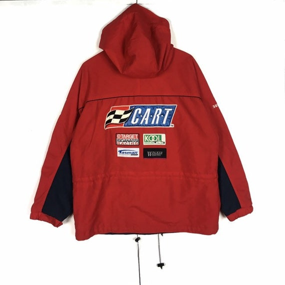 Vintage Honda Racing Team jacket  / Mugen racing … - image 1