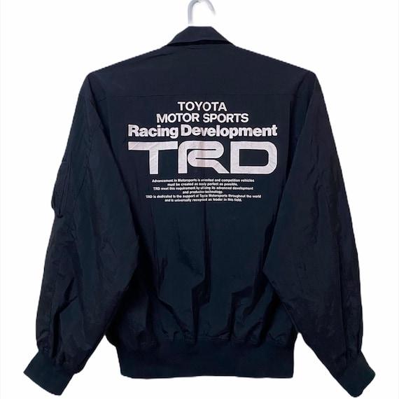 RARE Vintage Toyota TRD Toyota Motor Sport Racing