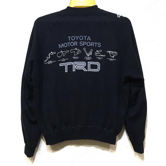 Toyota TRD Toyota Motor Sport Racing Team Sweatsh… - image 1