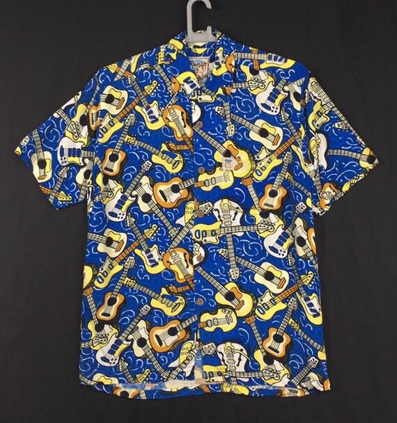 Vintage MAMBO 100% Rayon Hawaii shirt Mambo Hawaii