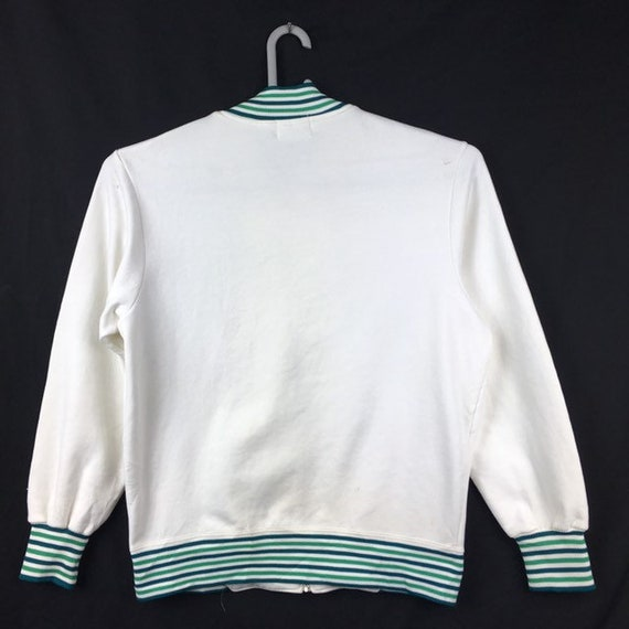 90 s logo Fred Perry Embroidery veste fermeture à glissière Japon en taille M Japon glissière 877408