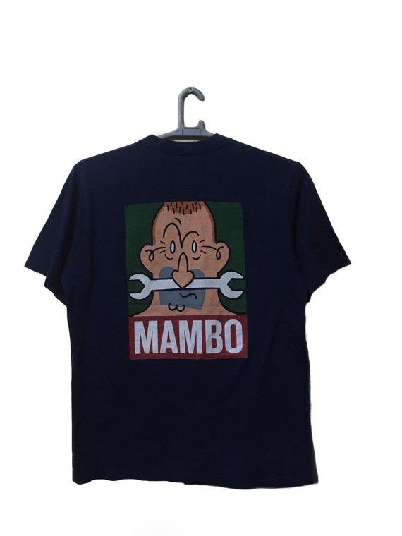 Vintage 1989 MAMBO T Shirt Hawaii shirt Mambo Hawa